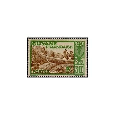 Guyane N° 158 N *