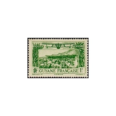 Guyane N° PA012 N *