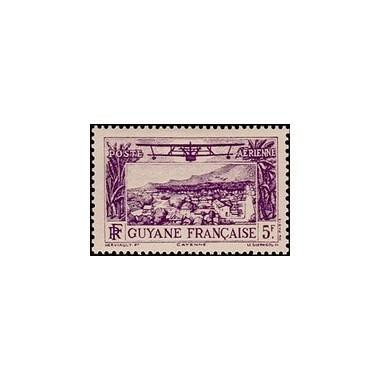 Guyane N° PA016 N *