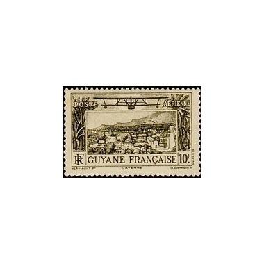Guyane N° PA017 N *