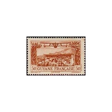 Guyane N° PA020 N *
