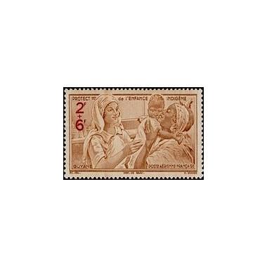 Guyane N° PA023 N *