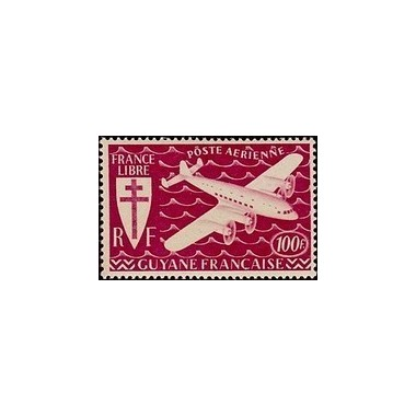 Guyane N° PA027 N *