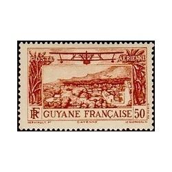 Guyane N° PA011 Obli