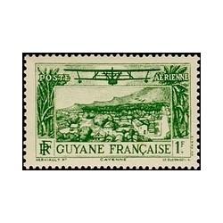 Guyane N° PA012 Obli