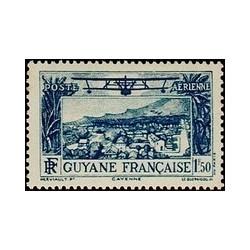 Guyane N° PA013 Obli