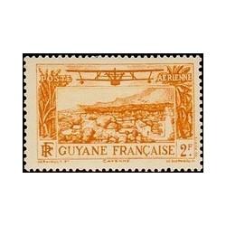 Guyane N° PA014 Obli