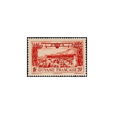 Guyane N° PA018 Obli
