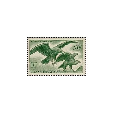 Guyane N° PA035 Obli