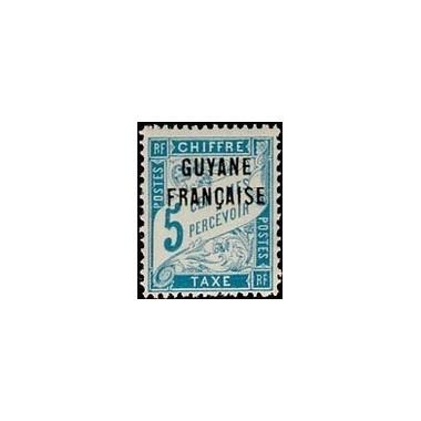Guyane N° TA001 N *