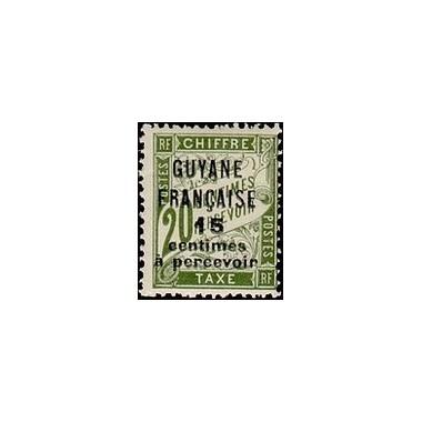 Guyane N° TA003 N *