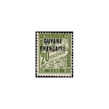 Guyane N° TA004 N *
