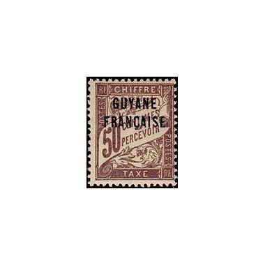 Guyane N° TA008 N *