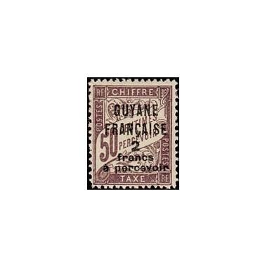 Guyane N° TA011 N *