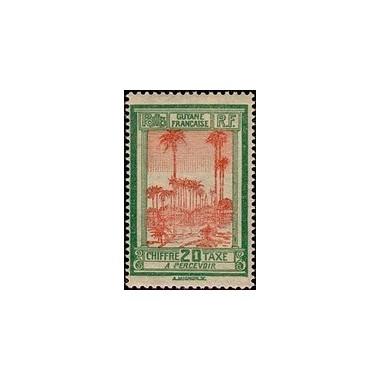 Guyane N° TA015 N *