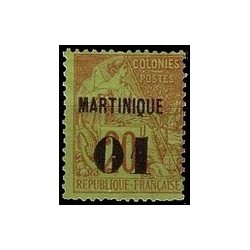 Martinique N° 003 N **