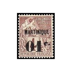 Martinique N° 008 N **