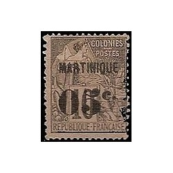 Martinique N° 010 N **