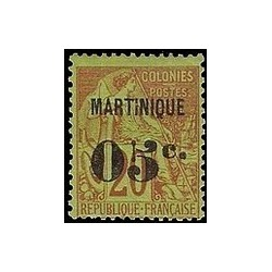 Martinique N° 011 N **
