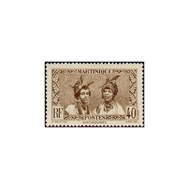 Martinique N° 142 N **