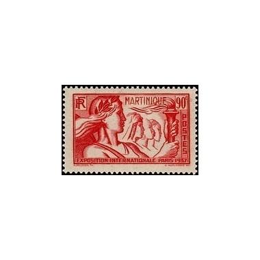 Martinique N° 165 N **