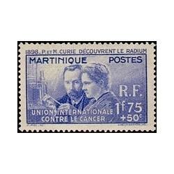 Martinique N° 167 N **