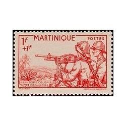Martinique N° 186 N **