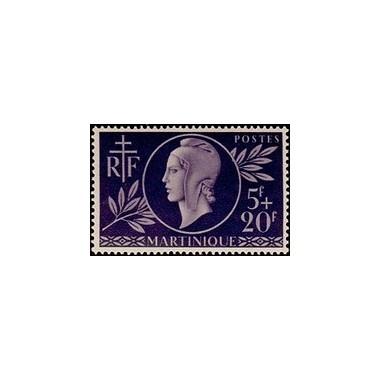 Martinique N° 198 N **