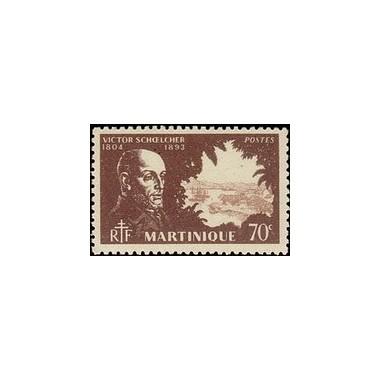 Martinique N° 204 N **