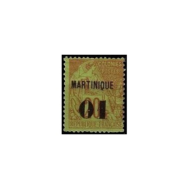 Martinique N° 003 N *