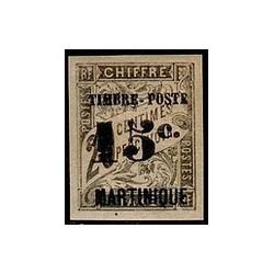 Martinique N° 021 N *
