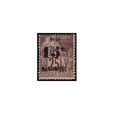 Martinique N° 030 N *