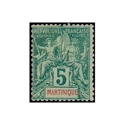 Martinique N° 034 N *