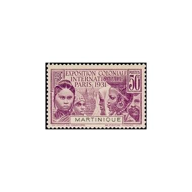 Martinique N° 130 N *