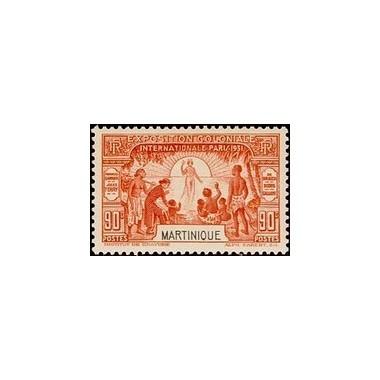 Martinique N° 131 N *