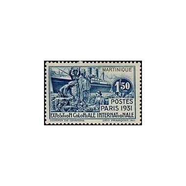 Martinique N° 132 N *