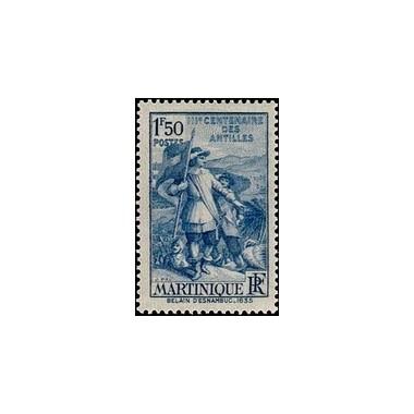 Martinique N° 157 N *