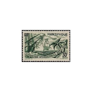 Martinique N° 162 N *