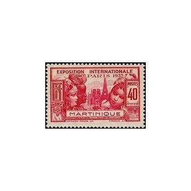 Martinique N° 163 N *