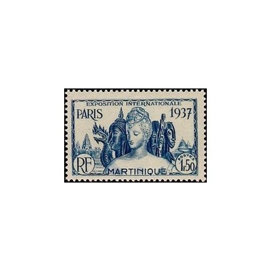Martinique N° 166 N *