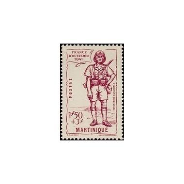 Martinique N° 187 N *