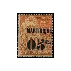 Martinique N° 014 Obli