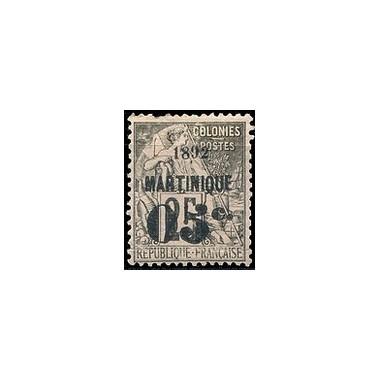 Martinique N° 027 Obli