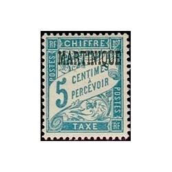 Martinique N° TA001 N **