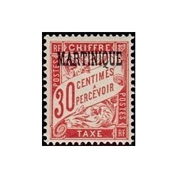 Martinique N° TA005 N **