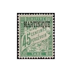 Martinique N° TA006 N **