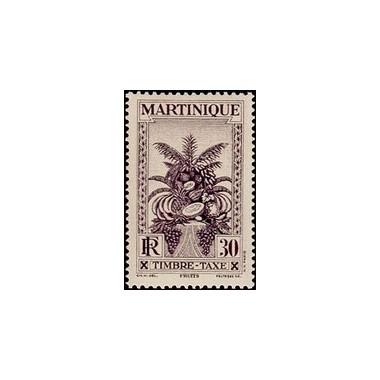 Martinique N° TA016 N **