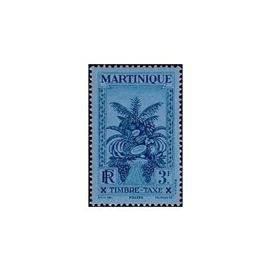 Martinique N° TA022 N **