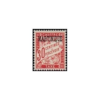 Martinique N° TA005 N *