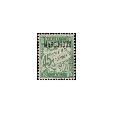 Martinique N° TA006 N *